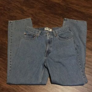 Vintage 550 Levi's Relaxed Fit 33W 32L